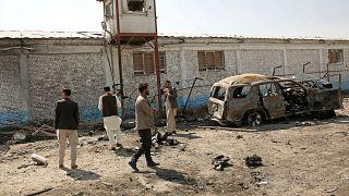 Aιματηρή επίθεση στην Καμπούλ
