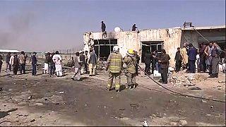 Car bomb kills civilians in Kabul