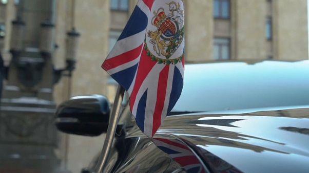 Moscú expulsa a 23 diplomáticos británicos