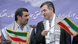 اسفندیار رحیم مشایی معاون سابق احمدینژاد دستگیر شد