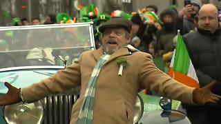 В Ирландии и США отметили День святого Патрика