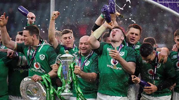Irlanda cumple su sueño en el día de San Patricio
