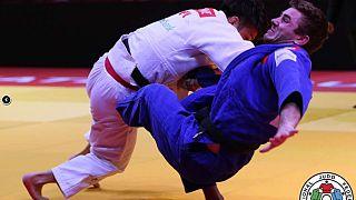 Japan's Hifumi Abe shines at Ekaterinburg Judo Grand Slam