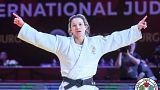 Telma Monteiro é ouro no Grand Slam de Ekaterinburg