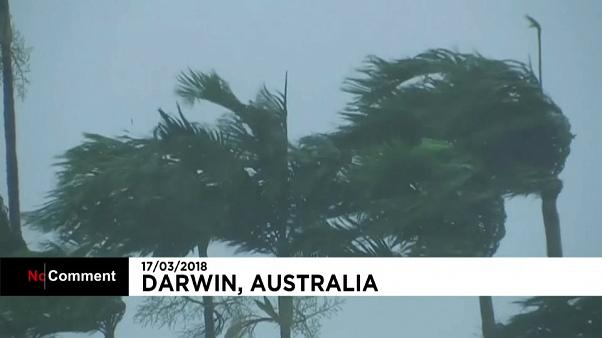 Cyclone Marcus bears down on northern Australia