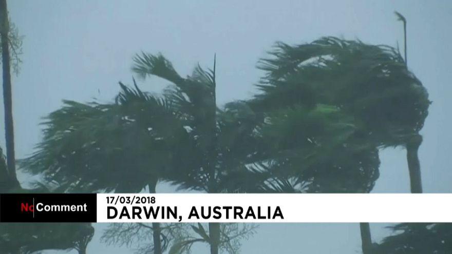 Cyclone Marcus bears down on northern Australia