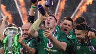 Le grand chelem pour l'Irlande au tournoi des six nations