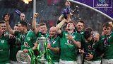 Ирландия берет Кубок Шести Наций