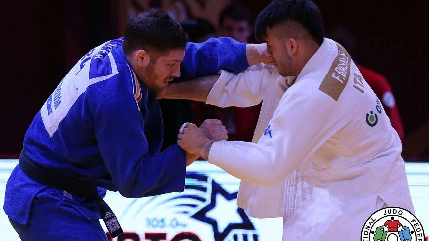Judo, Grand Slam Ekaterinburg: bronzo per Basile e Gwend