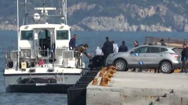 Al menos 16 inmigrantes mueren en las costas griegas