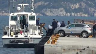 Ege'de göçmen faciası: Cesetler Sisam Adası'na taşındı