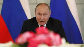 Russia is using Interpol to target Putin's political rivals, says NGO