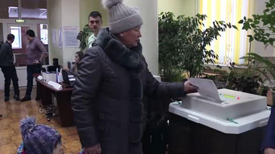 Jornada electoral en Rusia con final conocido