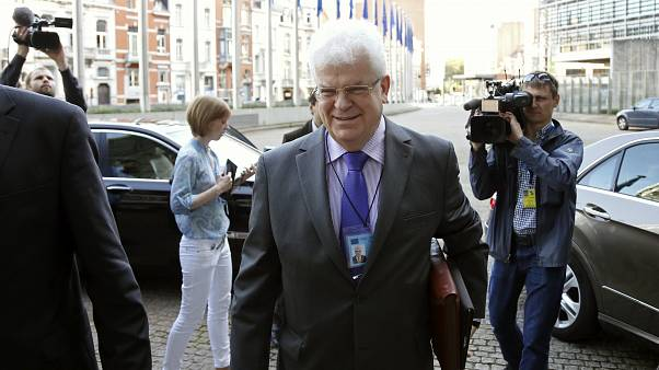 Russia's envoy to the European Union Vladimir Chizhov