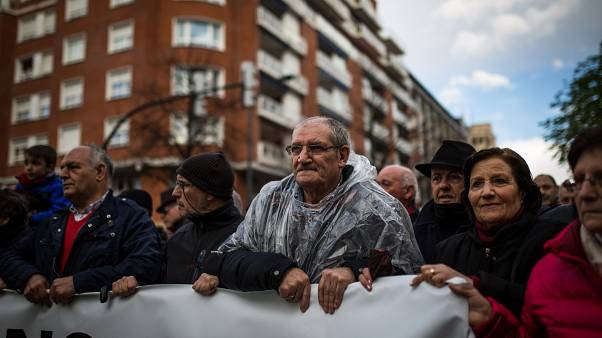 The rebellion of Spain's 'indignados' pensioners