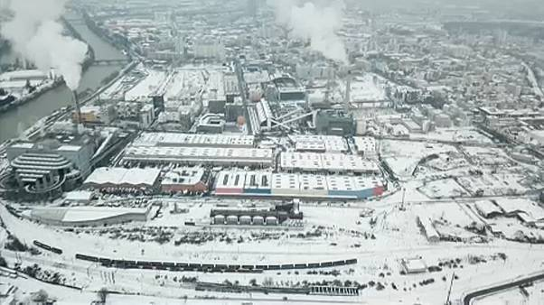 A tél utolsó rohama Európa északi fele ellen