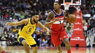Wizards Indiana Pacers'i bu sefer bastırdı: 109-102