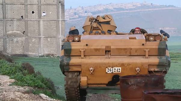 """مقتل ضابط كبير في الجيش التركي خلال عملية """"غصن الزيتون"""""""