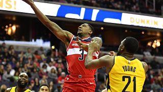 NBA : Victoire des Wizards face aux Pacers