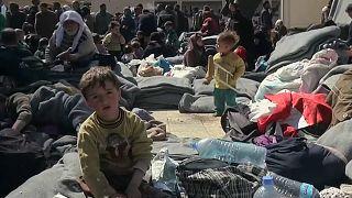 Afrin'de ve Doğu Guta'da büyük tahliye