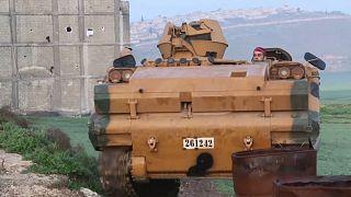 Afrin in Syrien unter Kontrolle der Türkei: Auch Leopard-2-Panzer in der Stadt