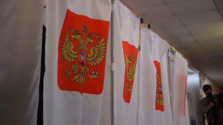 В России продолжается голосование