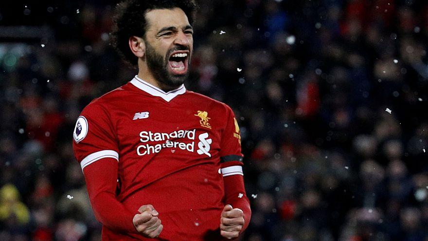 مدرب ليفربول: صلاح في طريقه للوصول إلى مستوى ميسي