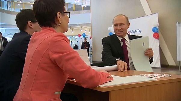 Presidenziali in Russia: Putin trionfa con oltre il 70%