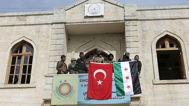 دولت خودمختار کرد منطقه عفرین: تا آزادی عفرین میجنگیم