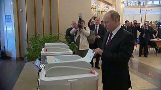 Rusya yeni liderini seçiyor