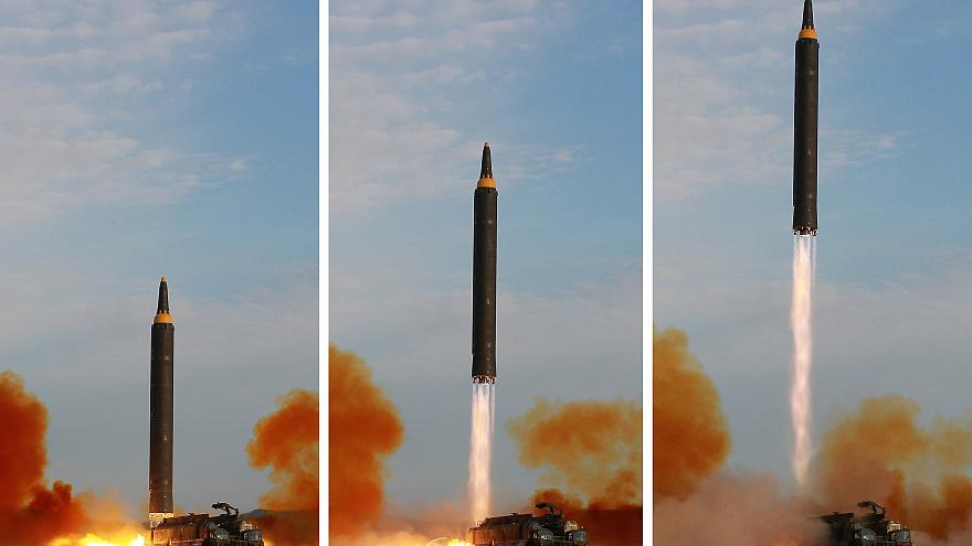المخابرات الألمانية تقول إن صواريخ بيونغ يانغ يمكن أن تصل إلى أوروبا