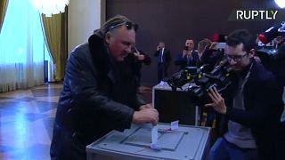 Gerard Depardieu is leadta voksát