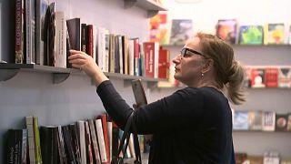 Tumulte und Schneechaos: Leipziger Buchmesse geht zu Ende