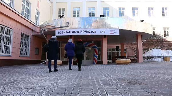 Nawalny beklagt Manipulationen bei Präsidentschaftwahl in Russland