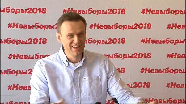 Russia, accuse di brogli dall'oppositore Navalny