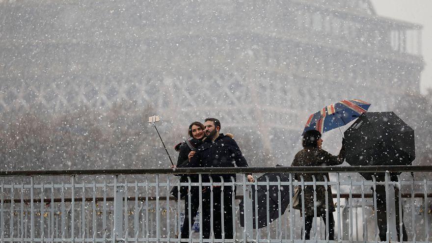 France : l'hiver en prolongations