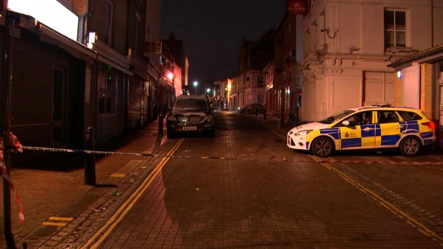 Car rams into revellers in Gravesend nightclub