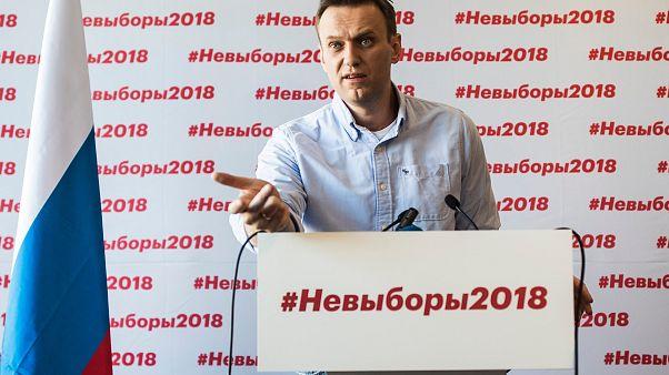 Ρωσία: Παρατυπίες καταγγέλλει ο Ναβάλνι