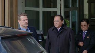 In Finalandia prenegoziati per incontro USA Corea del nord