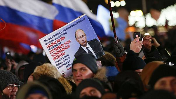 Five things you need to know about Russia's presidential election