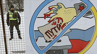 اوکراین به شهروندان روسی در این کشور اجازه شرکت در انتخابات روسیه را نداد