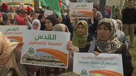 Des Libanais disent non à Trump sur Jérusalem