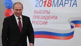 Presidenziali in Russia: Il trionfo di Putin