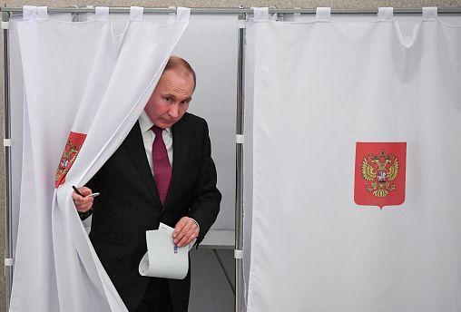 Présidentielle en Russie : victoire (sans suprise) de Poutine