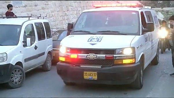 Israelischer Wachmann bei Messer-Attacke in Jerusalem schwer verletzt