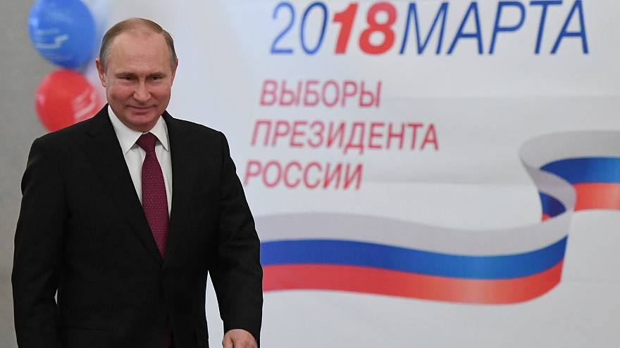 Rusya'da oy verme işlemi sona erdi : ilk sonuçlara göre Putin yüzde 73 oy aldı