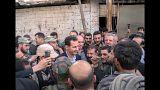 """Assad remercie les """"héros de l'armée arabe syrienne"""" d'avoir """"sauvé"""" Damas"""