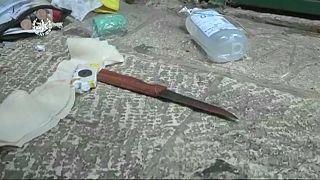Kudüs'te bıçaklı saldırı
