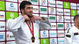 Gold for Russian judo heavyweight at the Ekaterinburg Grand Slam