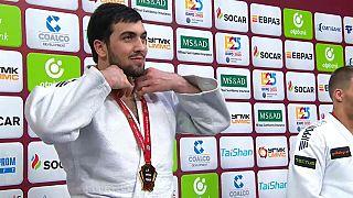 Russia's Ilyasov shines at the Ekaterinburg Grand Slam